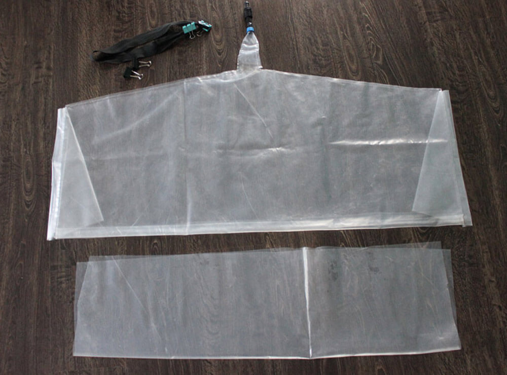 Пакет для чистки кондиционера своими руками 712