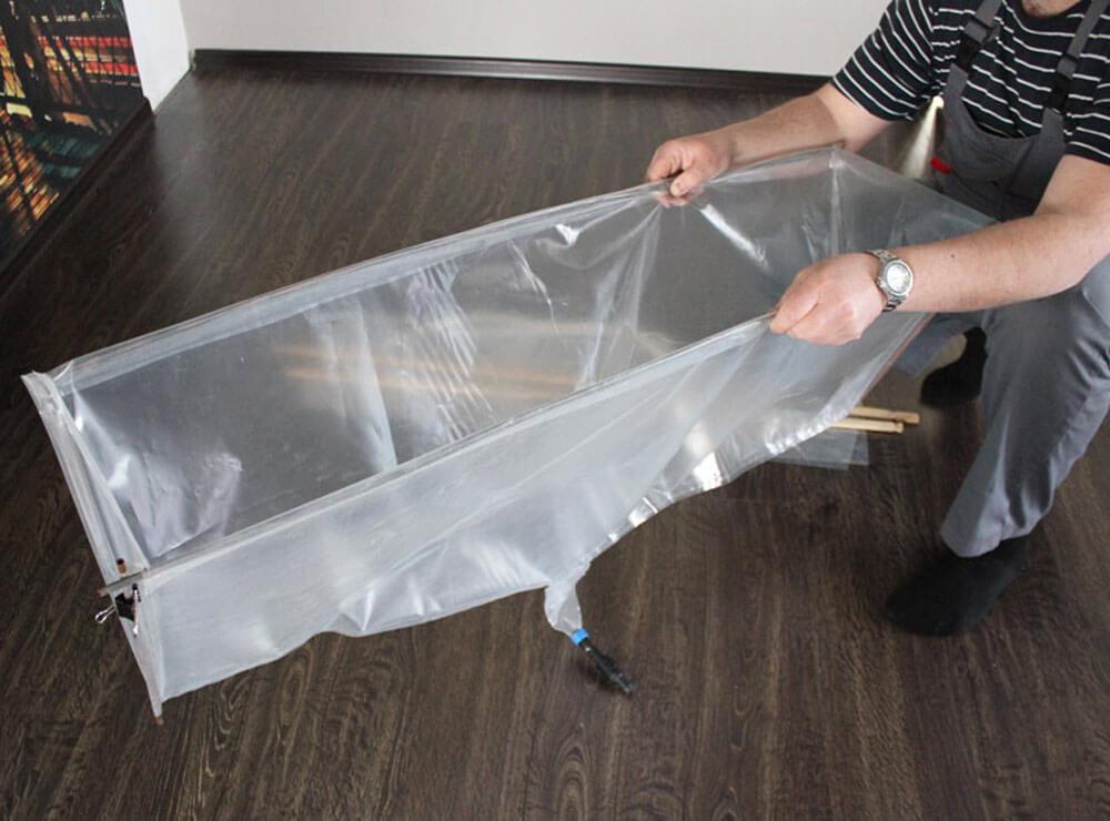 Сервис пакет для чистки кондиционеров своими руками
