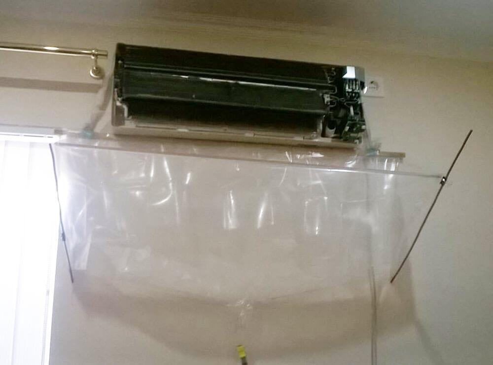 Пакет для чистки кондиционера своими руками 995