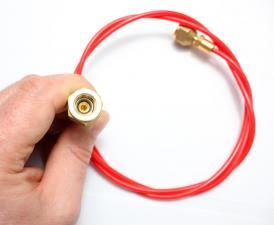 Заправочный шланг для точной заправки REFCO R-600 А